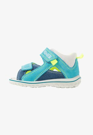 Baby shoes - turch/bluet