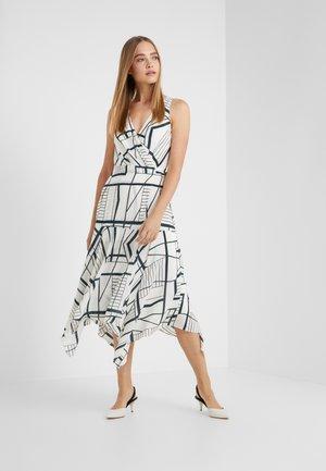 LEHWEE DRESS - Freizeitkleid - white