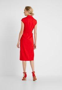 Escada - DHANA - Sukienka koszulowa - red ruby - 2