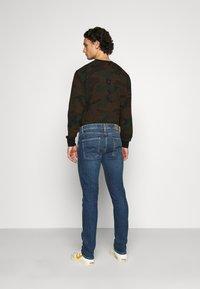 Nudie Jeans - LEAN DEAN - Slim fit jeans - blue vibes - 2