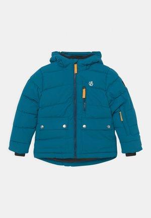 FOLLY UNISEX - Snowboard jacket - dark methyl
