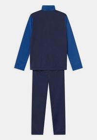 Nike Sportswear - FUTURA SET UNISEX - Tepláková souprava - midnight navy/game royal - 1
