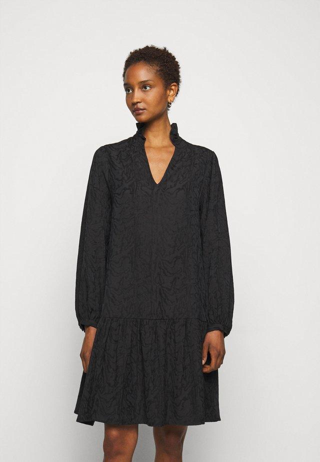 ELEGIA - Korte jurk - black