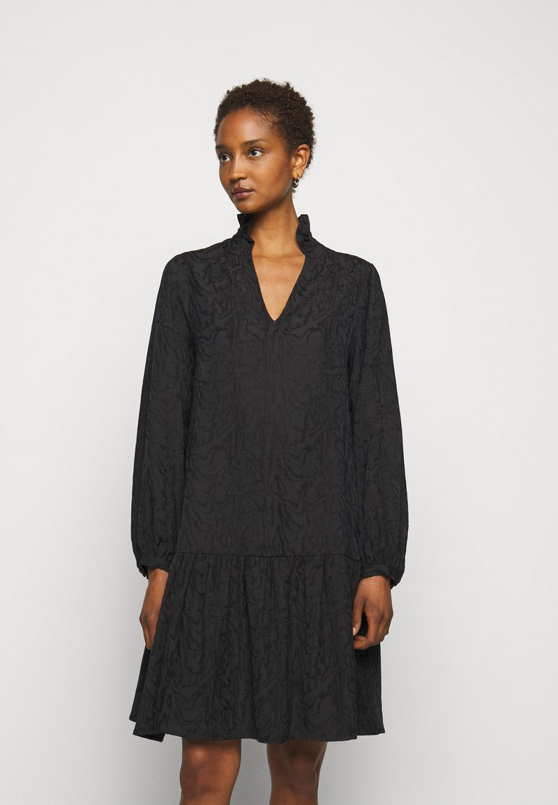 By Malene Birger - ELEGIA - Day dress - black