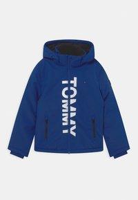 Tommy Hilfiger - PADDED PRINT - Winter jacket - regal navy - 0