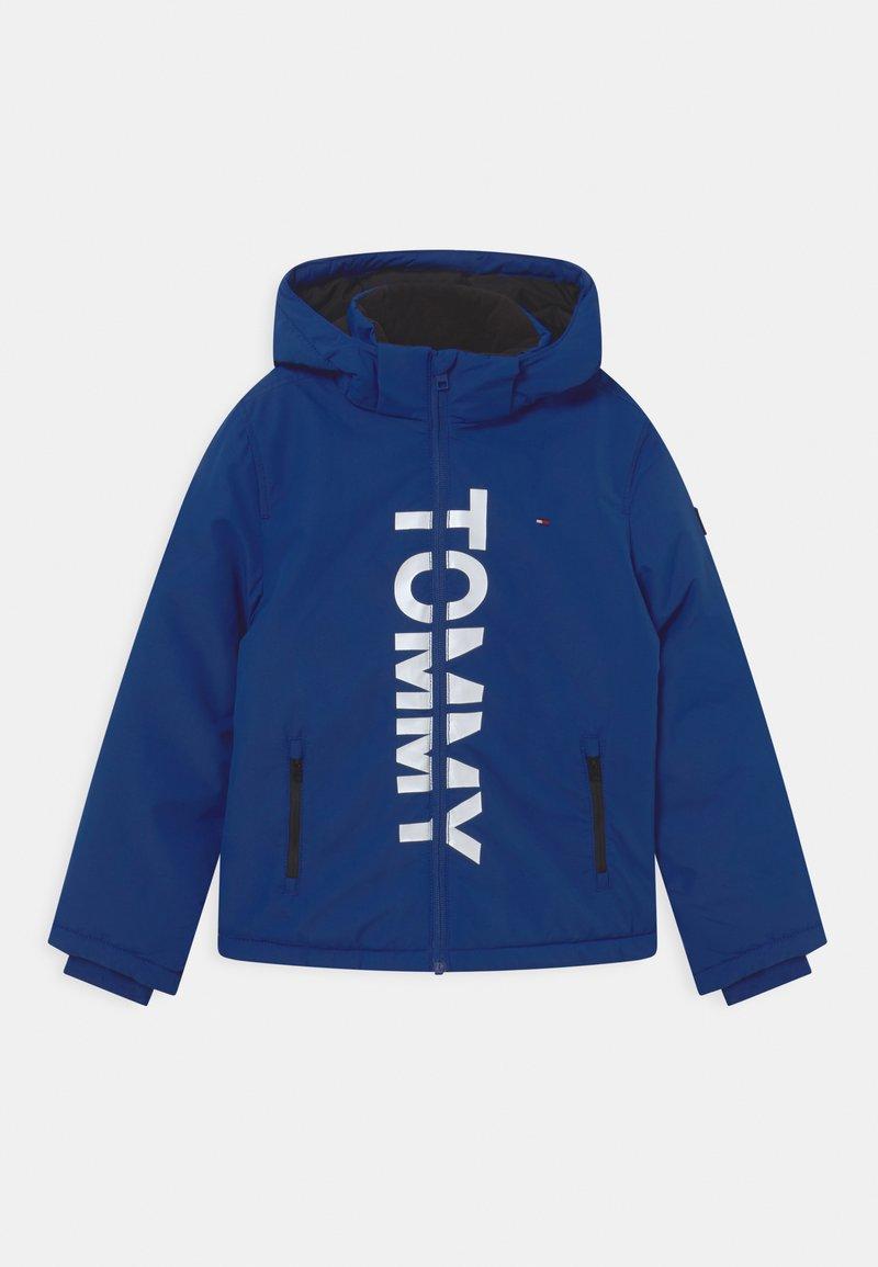 Tommy Hilfiger - PADDED PRINT - Winter jacket - regal navy