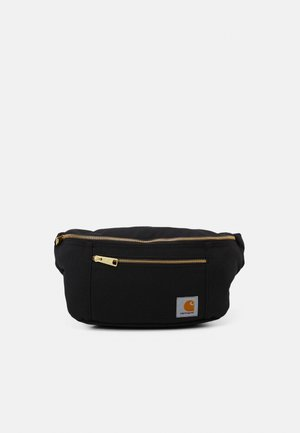 HIP BAG UNISEX - Ledvinka - black