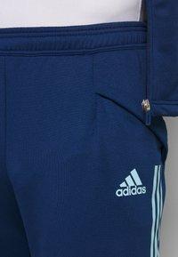 adidas Performance - AJAX AMSTERDAM AEROREADY FOOTBALL TRACKSUIT - Club wear - blue - 7