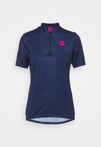 Triple2 - WOMEN - T-shirt print - peacoat - 0