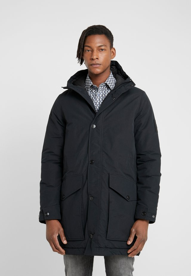 TYPHON JACKET - Winter coat - black