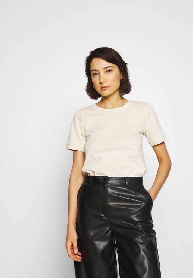 T-shirt basique - whitecap grey