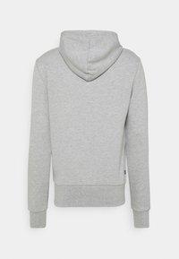 Superdry - CLASSIC ZIPHOOD - Zip-up hoodie - grey marl - 8