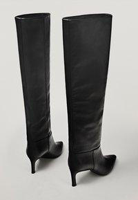 Massimo Dutti - Boots - black - 3