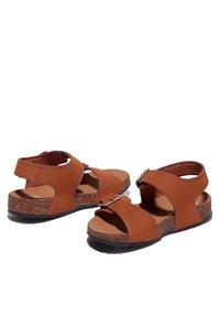 Timberland - CASTLE ISLAND - Walking sandals - saddle - 3