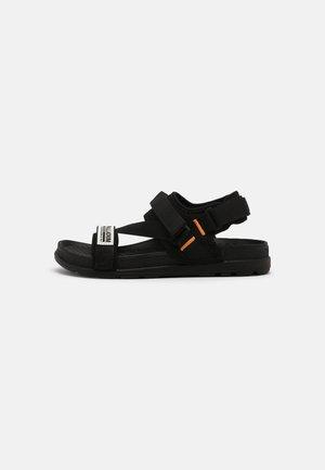 SOLEA 2.0 UNISEX - Chodecké sandály - black