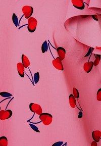 kate spade new york - CHERRY FLUTTER  - Blouse - pink - 2