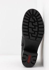 Rieker - Ankle boots - schwarz - 6