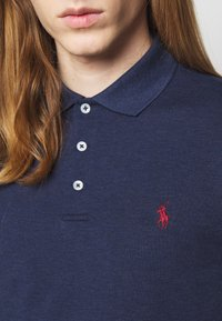 Polo Ralph Lauren - SLIM FIT - Polo - fresco blue heath - 6
