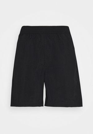 ALL DAY SHORTS - Kraťasy - black