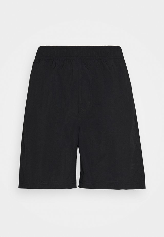 ALL DAY SHORTS - Shorts - black