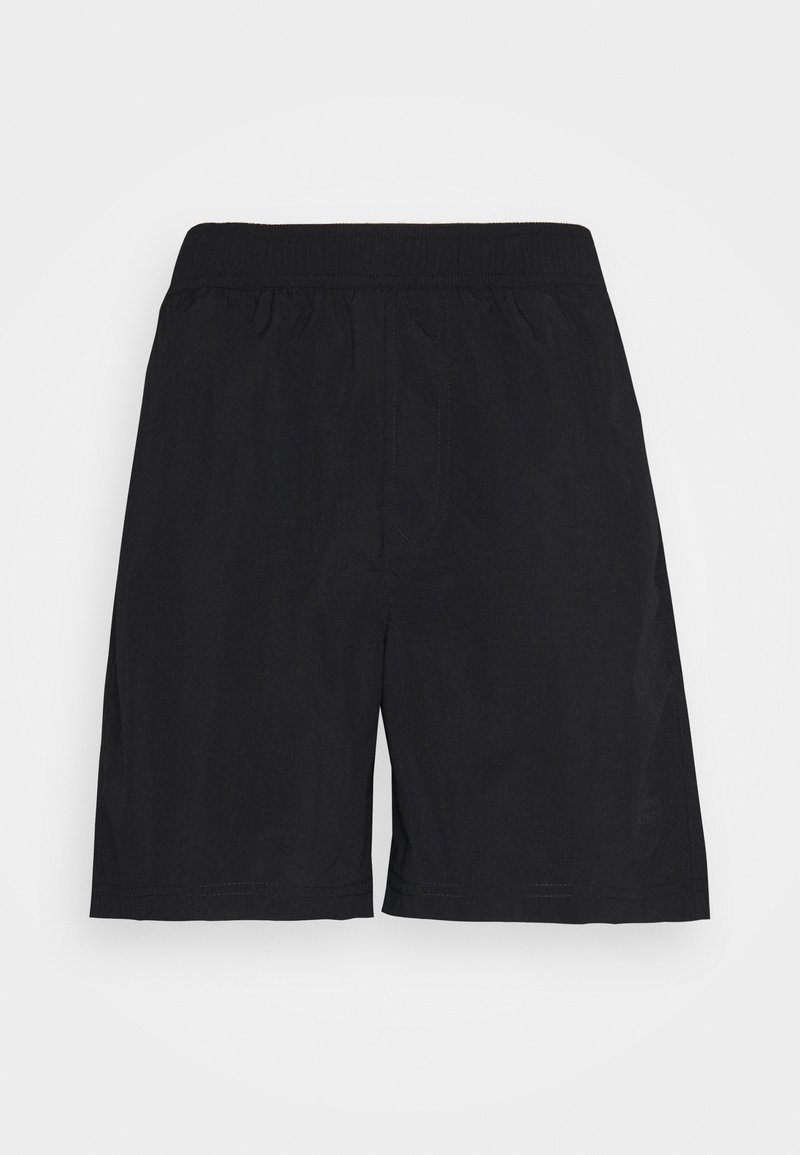 GARMENT PROJECT - ALL DAY SHORTS - Kraťasy - black