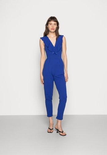 Overall / Jumpsuit - cobalt blue