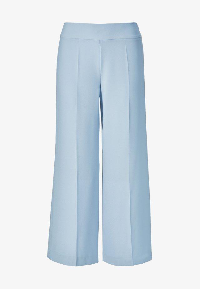 Trousers - wasserblau