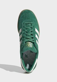 adidas Originals - HAMBURG TERRACE - Sneakers basse - green off white gum - 2