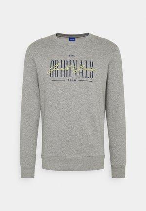JORFASTER / REG - Sweatshirt - light grey melange