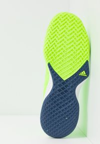 adidas Performance - ADIZERO CLUB - Multicourt tennis shoes - sigal green/footwear white/tech indigo - 4
