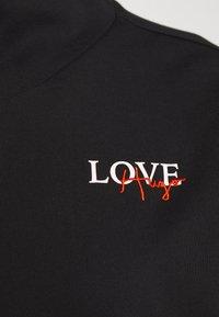HUGO - DAKERSTIN - Športni pulover - black - 6