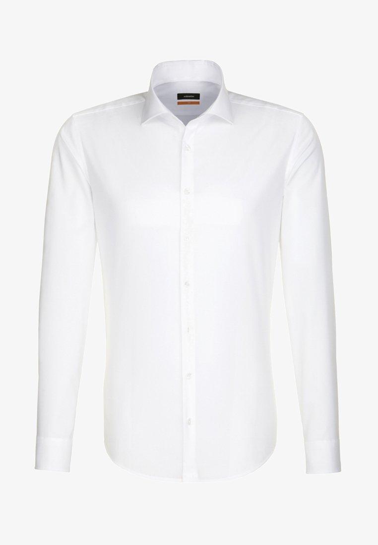 Seidensticker - SUPER SLIM FIT - Formal shirt - weiß