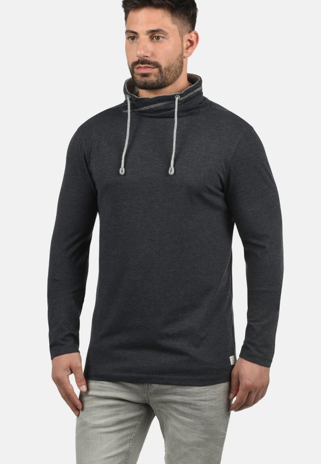 PALLO - Long sleeved top - charcoal