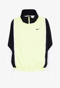 Nike Sportswear - PIPING - Lett jakke - limelight/black/white/black - 5