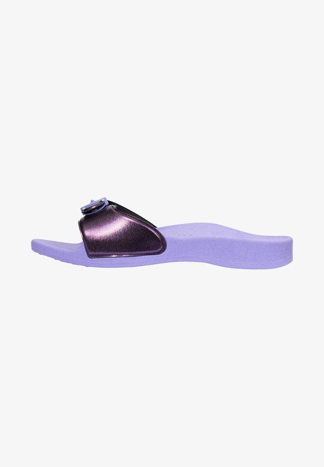 Badslippers - violett