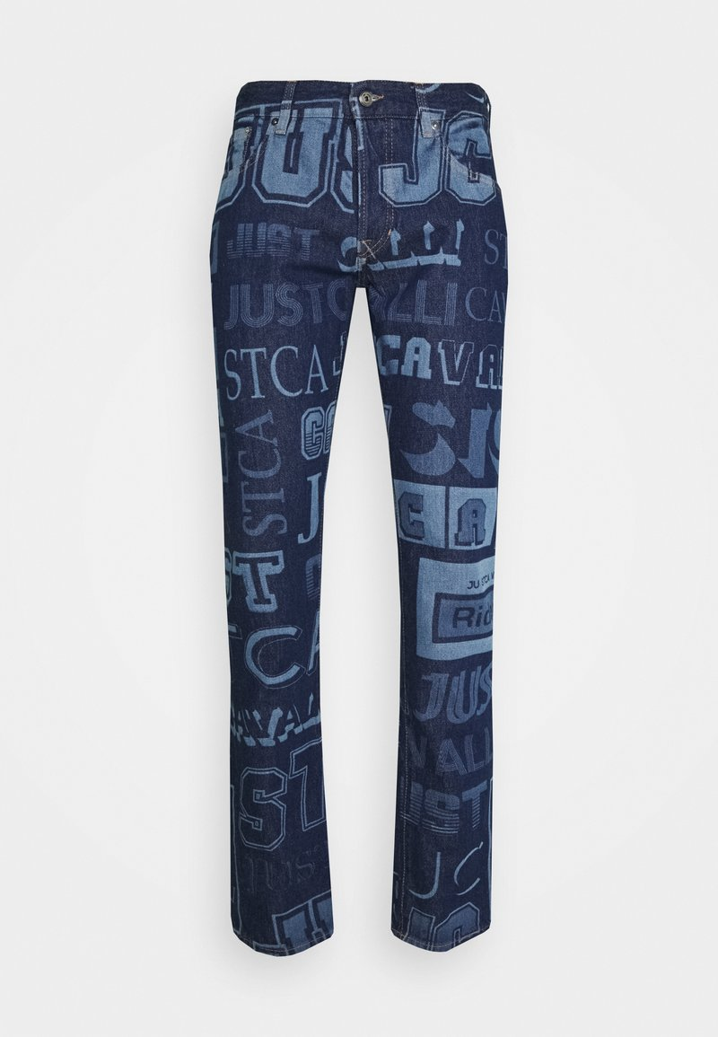 Just Cavalli - Džíny Slim Fit - blue denim