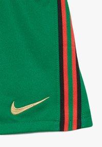 Nike Performance - PORTUGAL HM SET - Club wear - gym red/metallic gold - 3