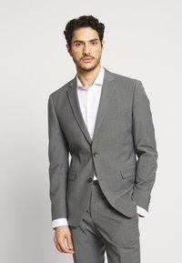 Esprit Collection - TROPICAL SUIT - Oblek - light grey - 2