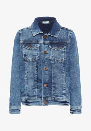 Denim jacket - medium blue denim