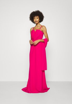 Robe de cocktail - garden fuchsia