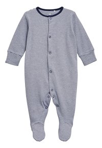 Next - SLEEPSUITS 4 PACK  - Pyjamas - blue - 4