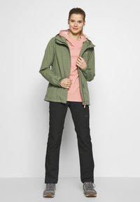 Vaude - ROSEMOOR - Hardshell jacket - cedar wood - 1