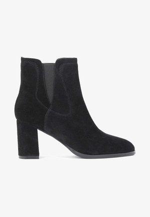 CHIVES - Korte laarzen - black