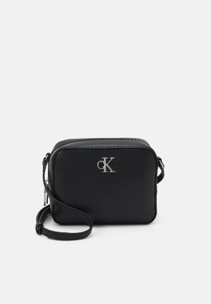 CAMERA BAG - Bandolera - black