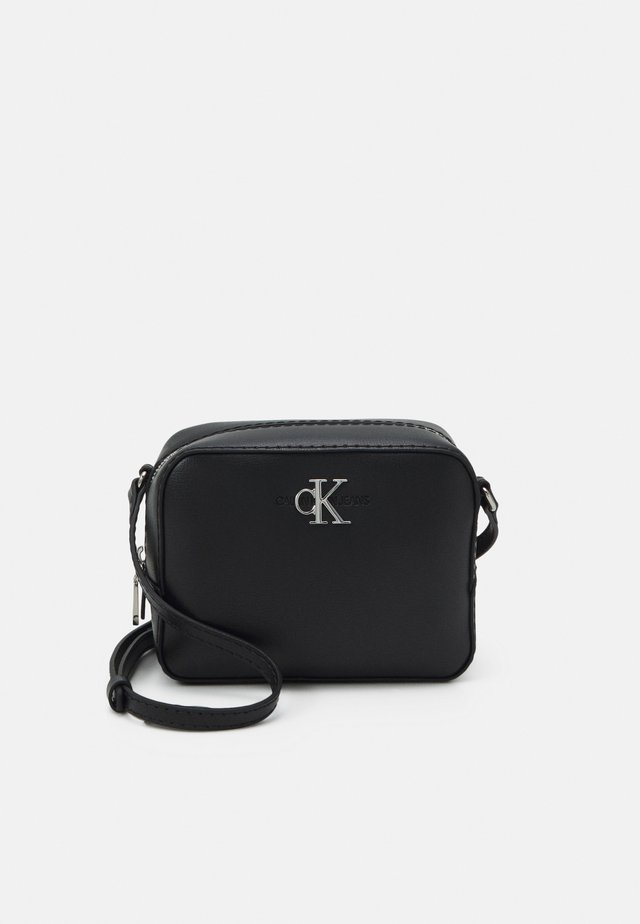 CAMERA BAG - Olkalaukku - black