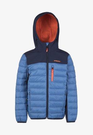 GONZO JR - Soft shell jacket - blue