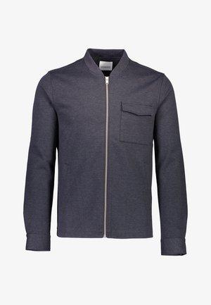 OVERSHIRT - Light jacket - dk grey mix