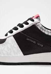 MICHAEL Michael Kors - ALLIE TRAINER - Sneakers - black/multicolor - 2