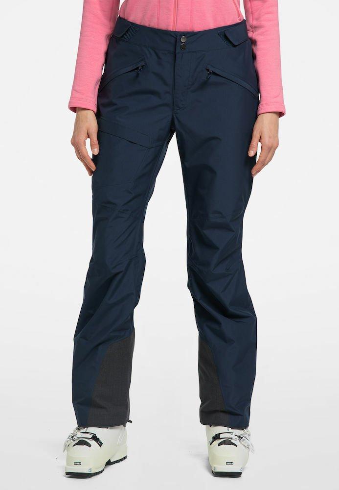 Haglöfs - LUMI FORM PANT - Snow pants - tarn blue