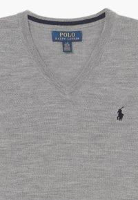 Polo Ralph Lauren - Jumper - dark sport heather - 3